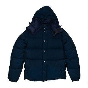 "Crescent DownWorks ""Sweater Jacket"" Size Medium"